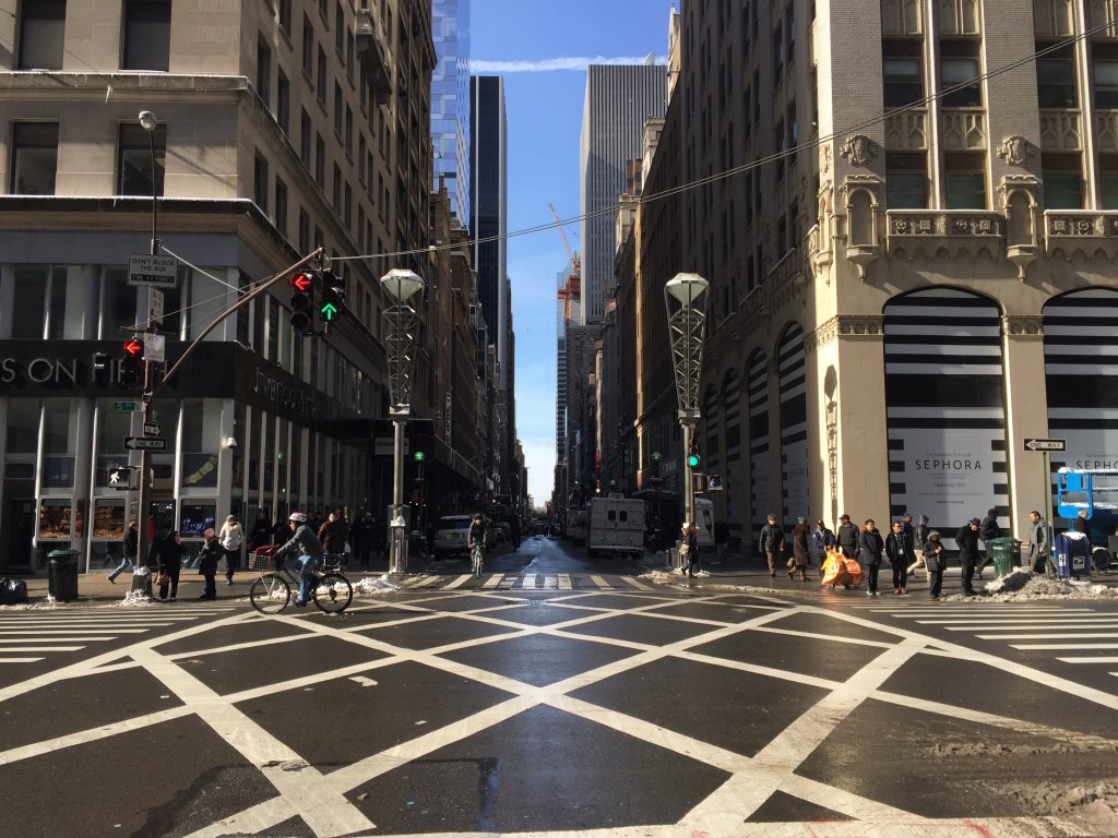 Diamond district NYC  best stores