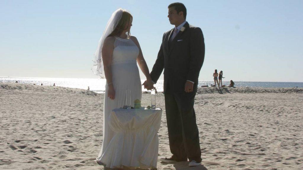 Average wedding cost in california