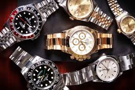 Pre owned watches