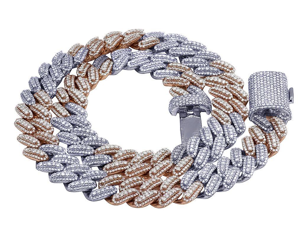 Cuban diamond chain